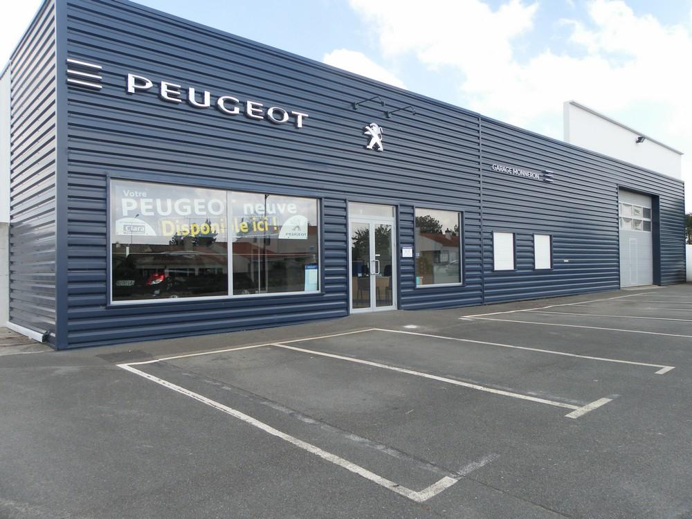 Garage r paration auto le fenouiller jacky monneron for Garage peugeot montfort